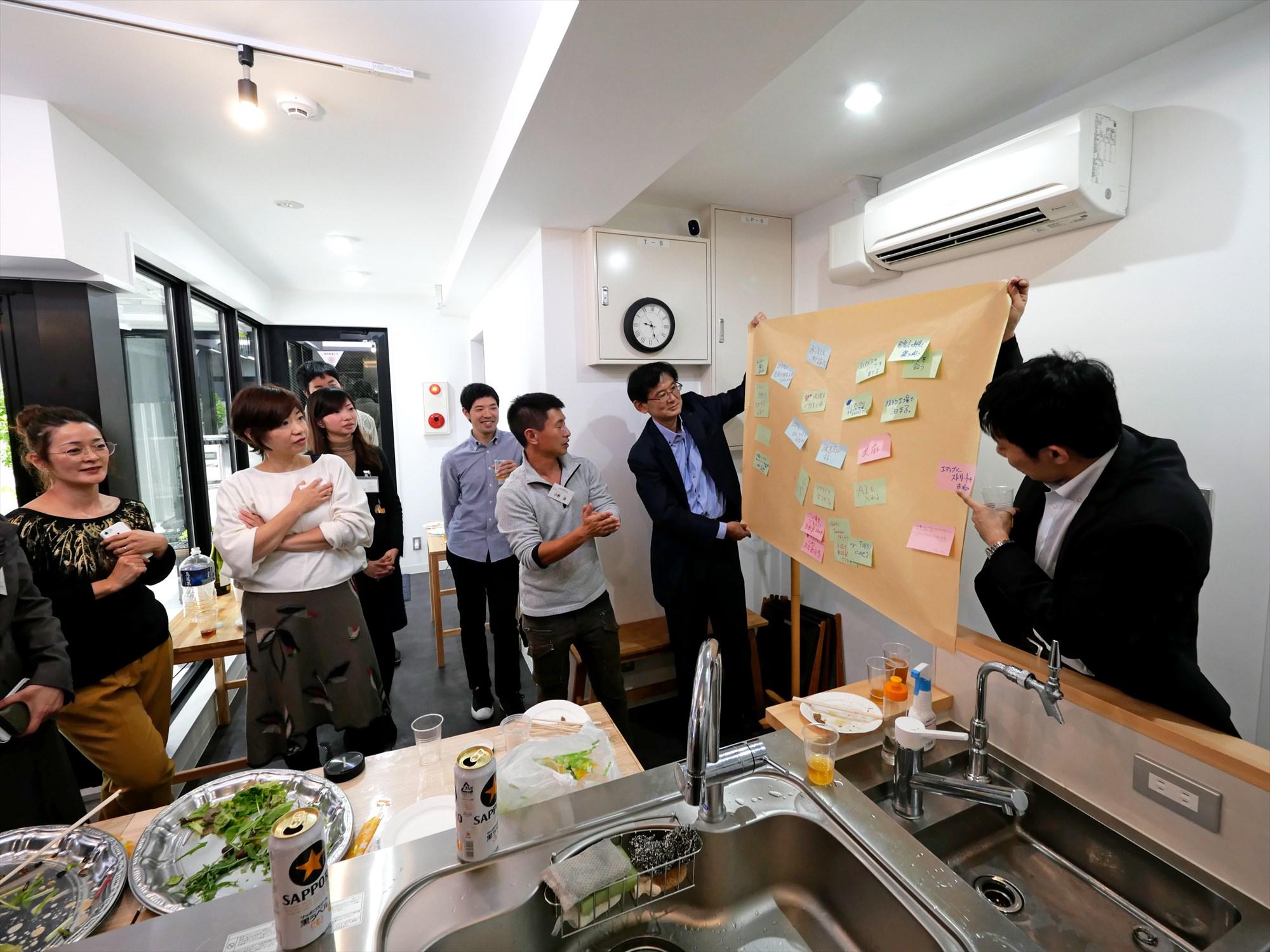 次世代型農業「アーバンファーミング」の可能性 (「東京農サロン」イベントレポート)