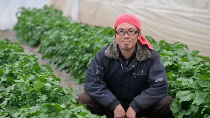 一番美味しいタイミングで農産物を味わってもらうために(東久留米市・島崎農園)