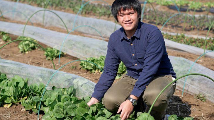 有機農法を通じて、食べること・農業の楽しさを知ってもらうために(青梅市・繁昌農園)