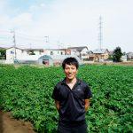 エンジニアから野菜農家へ(調布市・伊藤彰一さん)