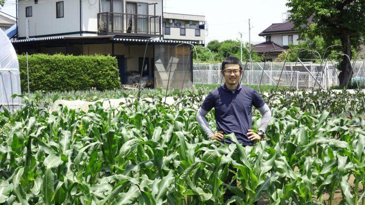つながる農業(三鷹市・吉野農園)