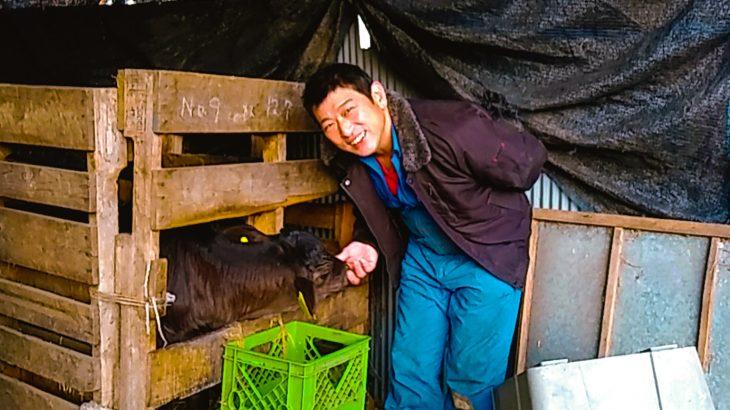 23区唯一の「三代目酪農屋さん」(練馬区・小泉牧場)