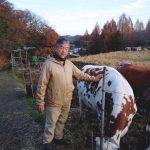牛と人の幸せを作る「楽農家」(八王子市・磯沼ミルクファーム)