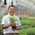 花卉生産農家が目指す「想い」の見える都市農業(清瀬市・横山園芸)