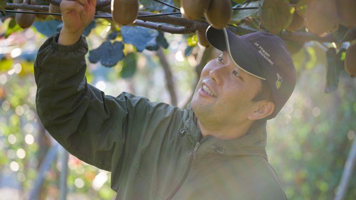 未来にバトンを繋ぐため、農業の「見える化」に挑む(三鷹市・吉野園)